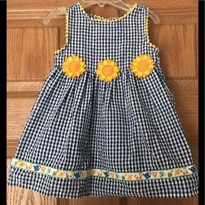 Sunflower Dress 18 months